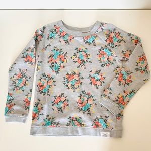 Carters girls sweatshirt size 8